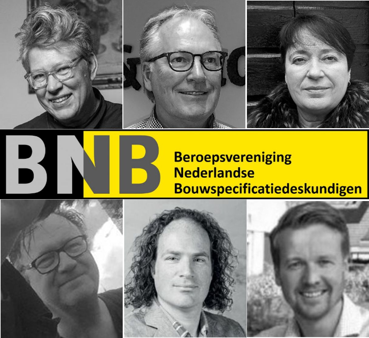 nieuw bestuur BNB
